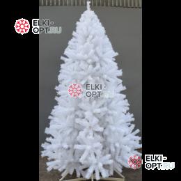 Ель искусственная Императрица цвет белый высота от 3-6,5 м (пленка)