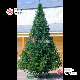 Ель Рублевская цвет зеленый (пленка)  3м - 8м