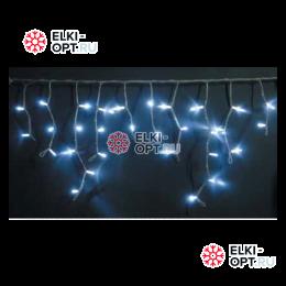 Светодиодная бахрома 3х0,5м цвет белый для помещений