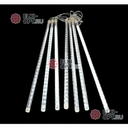 Гирлянда Тающие сосульки LED, 7шт Х 30см(3528) IP22