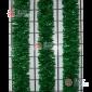 Мишура новогодняя Московская d-5см цвет зеленый длина 2м (упак.10шт)